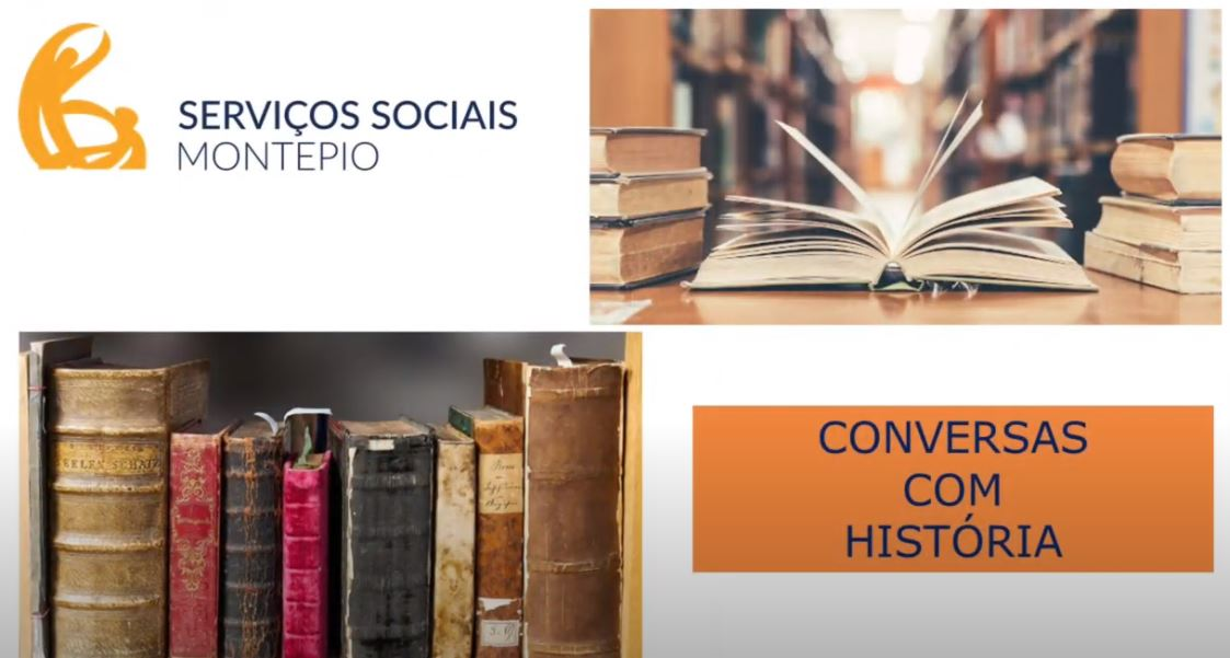 CONVERSAS COM HISTÓRIA   SERVIÇOS SOCIAIS