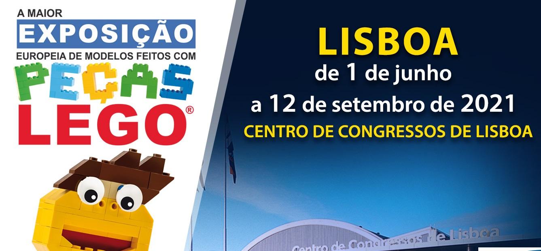 EXPOSIÇÃO LEGO   LISBOA